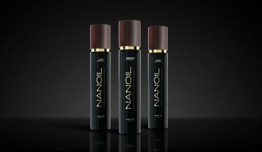 naturlig hårolie - Nanoil